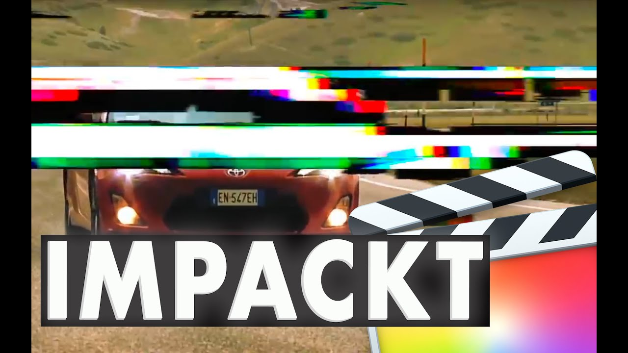 Impackt Transitions for Final Cut Pro X