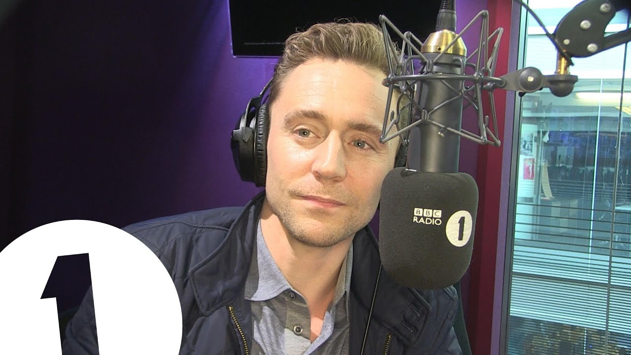 Tom Hiddleston Makes Maths Sexy!