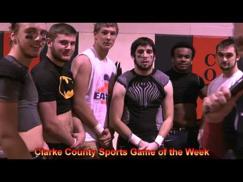 Clarke County Sports Game of the Week 12 5  2015