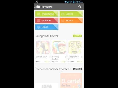 Liberar LANIX usando Modo Ingeniero [Android] | FunnyDog.TV
