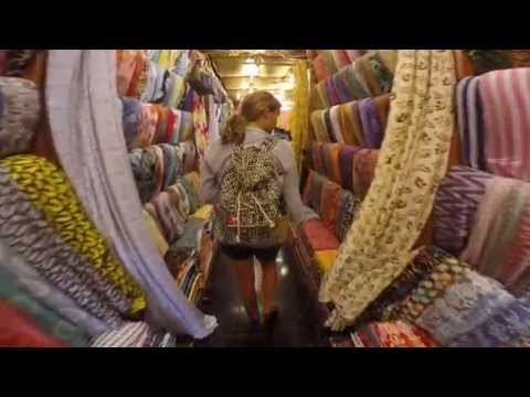 Indonesia:  Fabric Markets