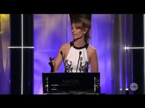 Kat Stewart  AACTA Awards 2014  Best Supporting Actress in a Television Drama