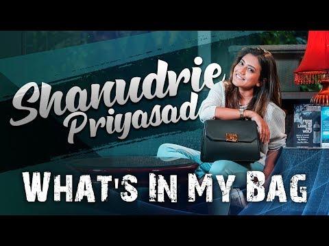 Shanudrie Priyasad : What's in My Bag   E07   Bold & Beautiful