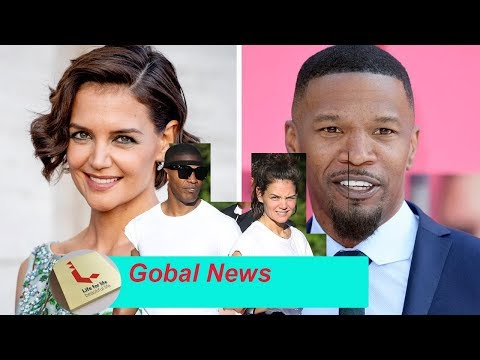 Katie Holmes and Jamie Foxx found romantically while enjoying a date together in Atlanta