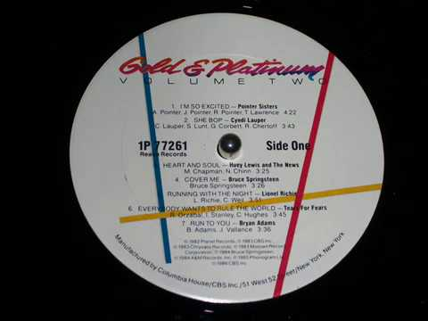 Gold & Platinum Hits of the 80s Vol 2