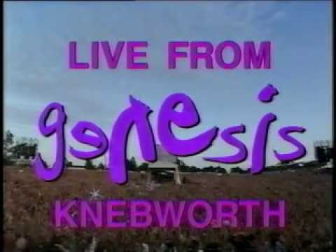 Genesis Live From Knebworth August 2 1992