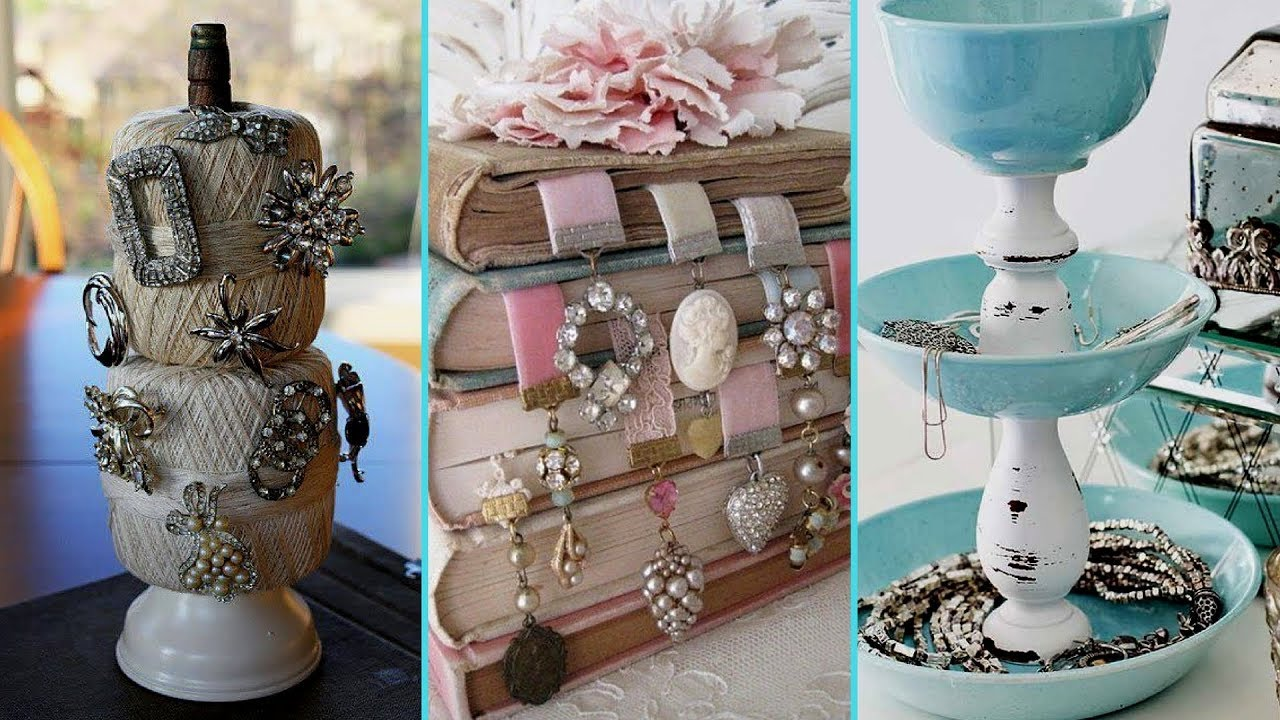 DIY Craft & Project Ideas to get Shabby chic style