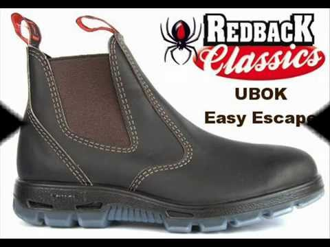 Redback Boots UBOK Easy Escape @ Australia Direct