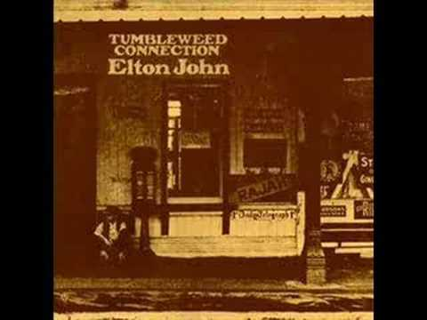 Burn Down The Mission - Elton John (Tumbleweed Connection 10 of 10)