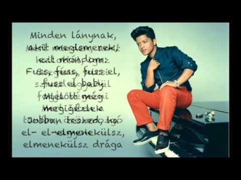 Bruno Mars  Runaway Ba magyar felirat