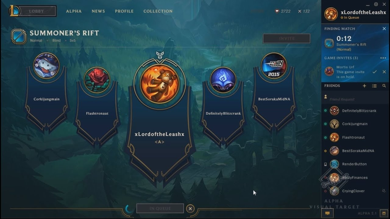 how to download the new league client