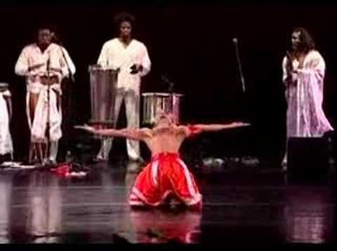 Ologunde: Afro-Brazilian Folkloric Music & Dance