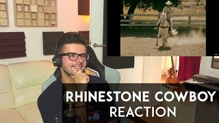 """Hey guys! today i am reacting to a song by glen campbell: """"rhinestone cowboy"""". really trying hard catch up with all of your requests! more than 50 so..."""
