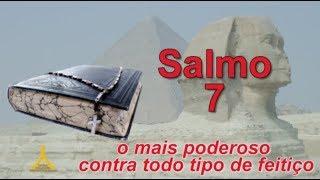 Salmo 7 - o mais poderoso contra todo tipo de feitiço