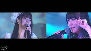 Nomura Nao & Nomura Miyu Kawamoto Saya & Taniguchi Megu DISCLAIMER:...