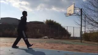 【バスケ】ステファン・カリーがアップでやってたアレの真似