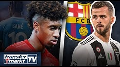 Bei Sané-Kauf: Verlässt Coman Bayern? – Barça wohl mit Pjanic einig | TRANSFERMARKT