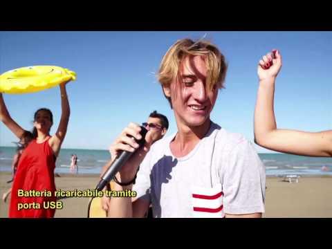 Speaker Karaoke Trevi XF 300