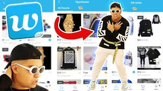 I BOUGHT AN ENTIRE HYPEBEAST OUTFIT FROM WISH!! **WEARING IT TO THE MALL**