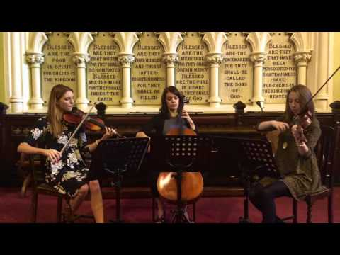 String Trio - One Day Like This