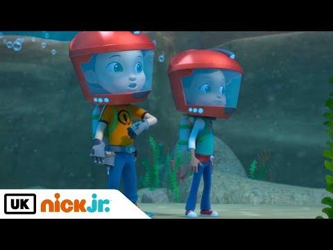 Rusty Rivets | Rusty Dives In | Nick Jr. UK