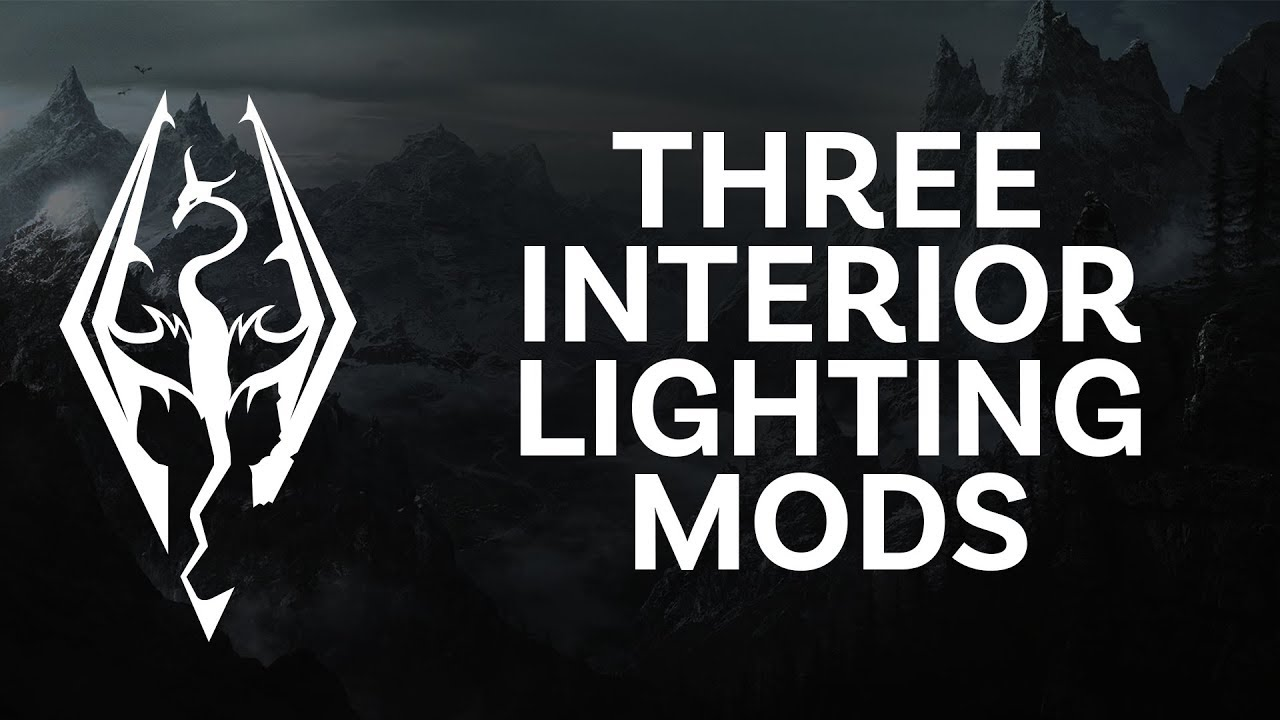 Skyrim SE Xbox mods | 3 interior lighting mods