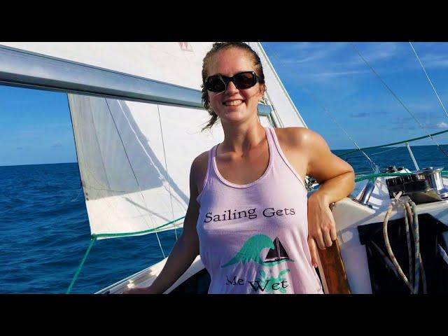 Seatramps Caribbean Clickbait Part 1 - Sailing