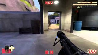 Team Fortress 2 - Pyro [GAMEPLAY]