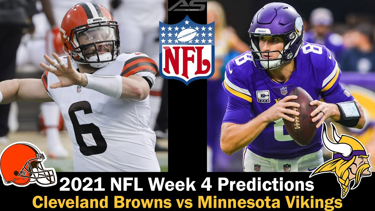 Browns vs. Vikings: Staff predictions