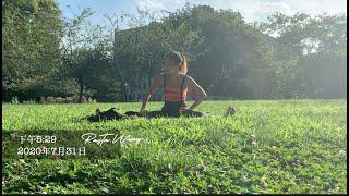 """2020/08/09「借身修心」,「來自夢中的和尚,時空的金球」系列。(""""仙人指路""""前引導暖身)"""