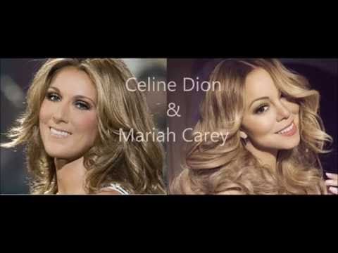 Mariah Carey & Celine Dion Live 2015 O Holy Night