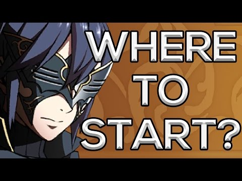 Fire Emblem Guide - Choosing Your First Fire Emblem
