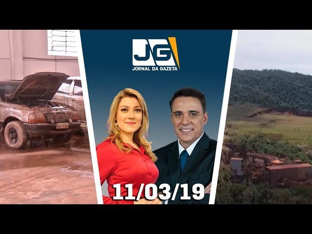 Jornal da Gazeta - 11/03/2019