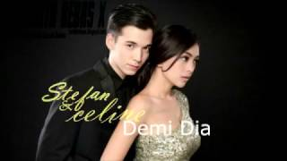 Stefan William ft  Celine Evangelista - Demi Dia 1628 (Lirik Video) ~ BeritaBebasX Mp3