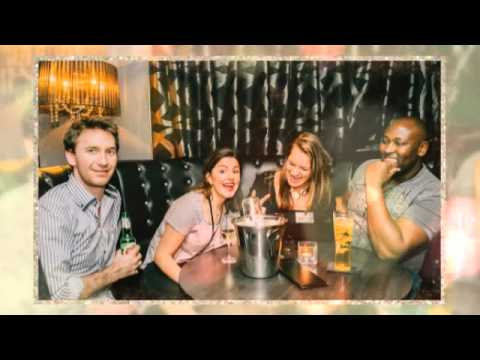 Christmas Singles Party In London At Amber Bar!