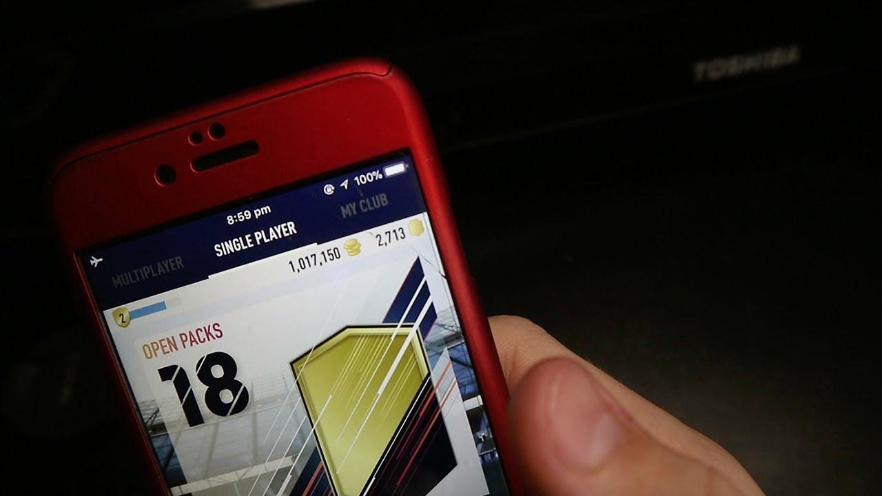 fifa 18 monedas gratis hack mobile