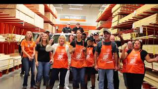 HOME DEPOT Store #0148 Music Video