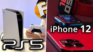 Настоящая PlayStation 5 и первое фото iPhone 12