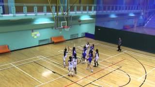2015 九龍東區小學分會籃球比賽(女子組) 林文燦 vs
