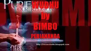wudhu-trio bimbo