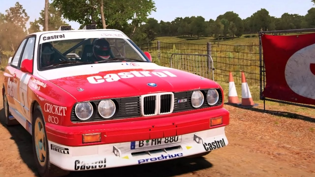 dirt 4 bmw e30 m3 evo rally gameplay pc hd 1080p60fps. Black Bedroom Furniture Sets. Home Design Ideas