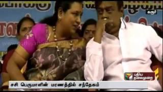 Doubt on Sasi Perumal death: Need CBI investigation : Vijayakanth demand spl tamil video news 29-08-2015