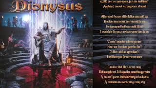 Dionysus – Forever More - Lyric Video