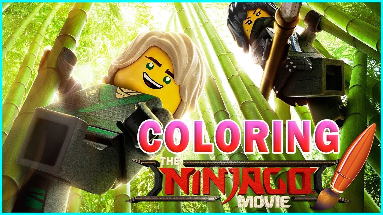 Ninjago Coloring Page - Kids Coloring Book | Coloring Pages for ...