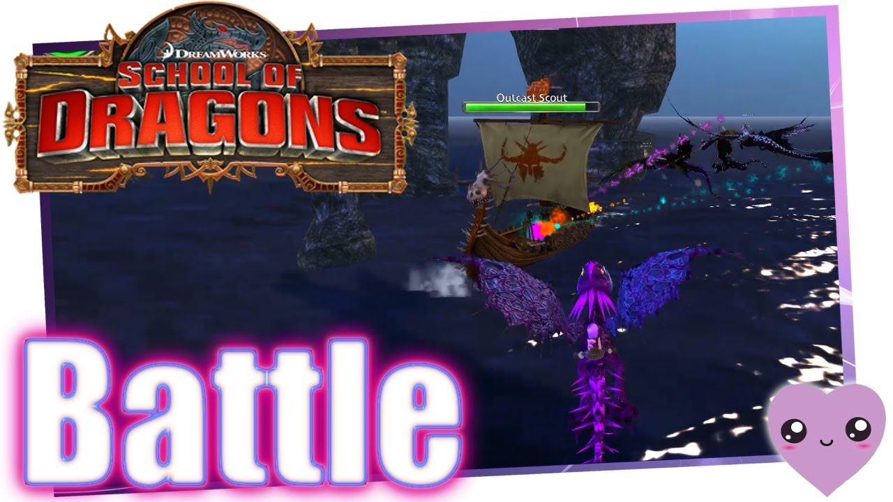 Battle ♥ School of Dragons »13« ♥ [Let\'s Play][Deutsch] - YouTube