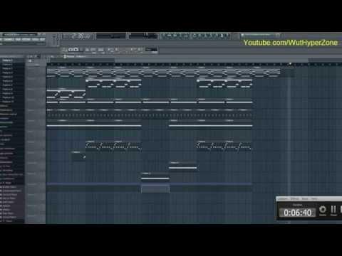 DJ Khaled - Hold You Down Ft. Chris Brown, August Alsina, Future, Jeremih (FL Studio Remake)