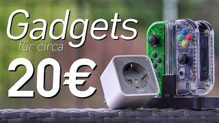 Die besten Gadgets für 20€!
