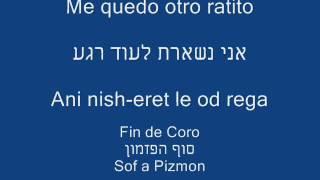 Shakira - Me Enamoré | Hebreo | התאהבתי | מתורגם לעברית