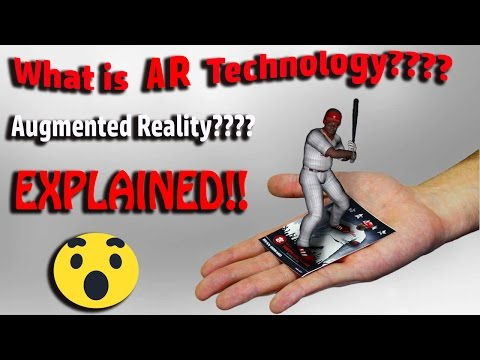 What is AR Technology ???? Augmented Reality ???? EXPLAINED!!