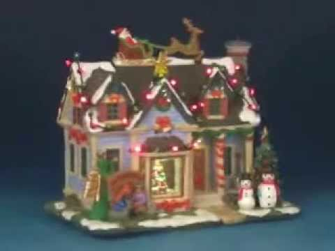 Lemax Christmas Village, Best Decorated House